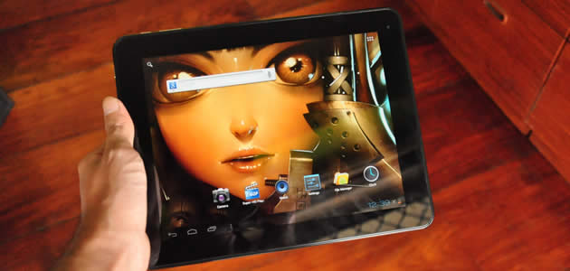 Bmorn V99 9.7-inch Android Tablet Review