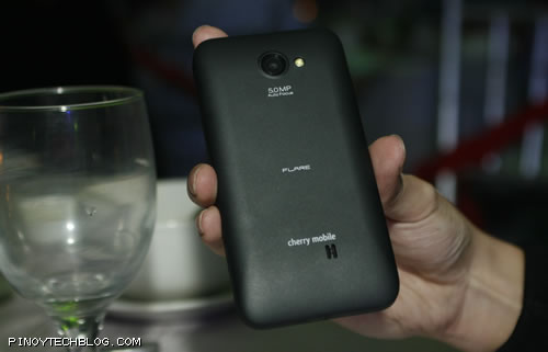 Cherry mobile flare specs price photos features pinoy tech blog