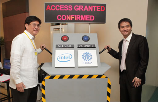 TESDA partners with Intel to boost digital literacy in the Philippines