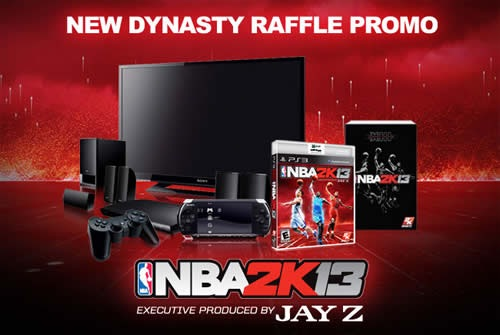 new dynasty raffle promo