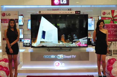LG 84 UHD TV