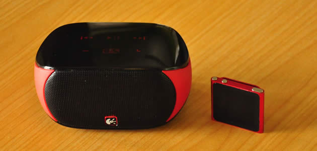 Logitech Mini Boombox featured