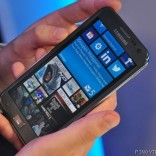 Samsung ATIV S, the Windows Phone 8 version of the Galaxy S3