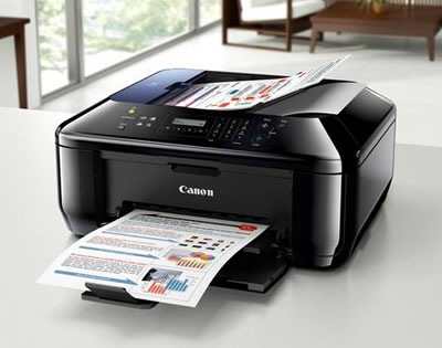 Prizes await when you buy a Canon PIXMA printer