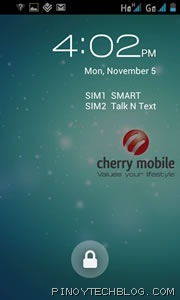 cherry mobile flare screen 1