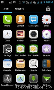cherry mobile flare screen 3
