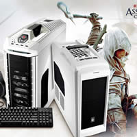 CM Storm chosen as gaming gear of choice for Assassin's Creed III
