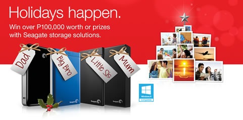 seagate holidays happen