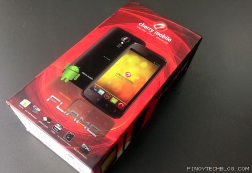 Cherry Mobile Flame Quick Review, Specs, Photos, Price  Pinoy Tech Blog Image