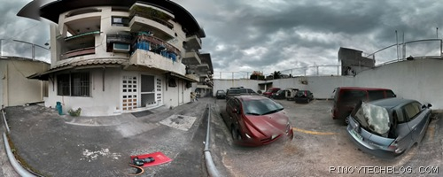 Google Nexus 4 Photo Sphere