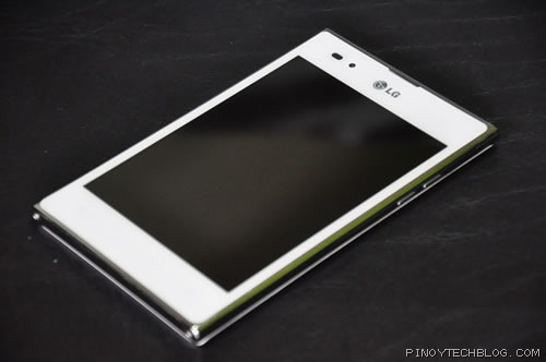 LG Optimus Vu 01