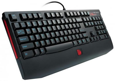 TT eSports Knucker Gaming Keyboard