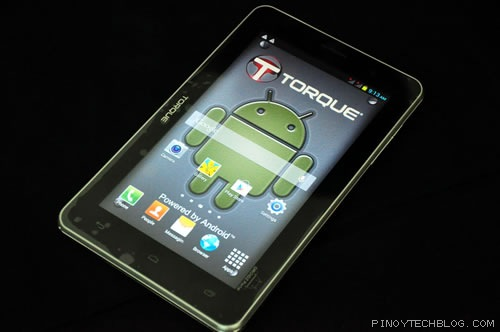 Torque Droidz Portal 1