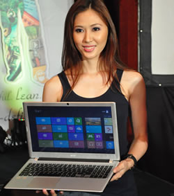 Acer Aspire V5, 15-inch ultrathin gaming notebook now in AMD flavor