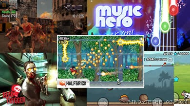free action android games
