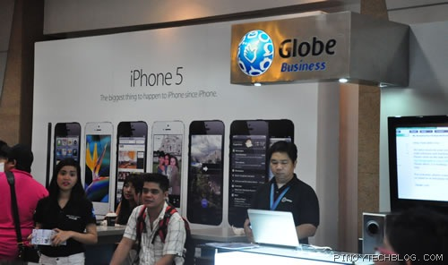 globe business iphone 5