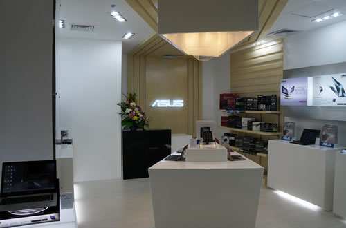 Asus concept store 2