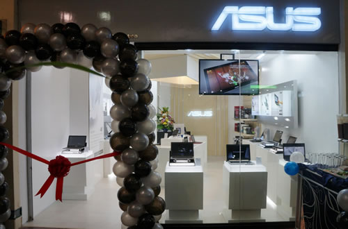 Asus concept store