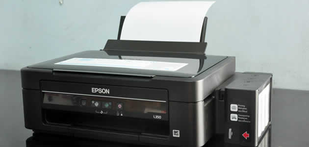 Epson L350 All-in-One Ink Tank System printer review