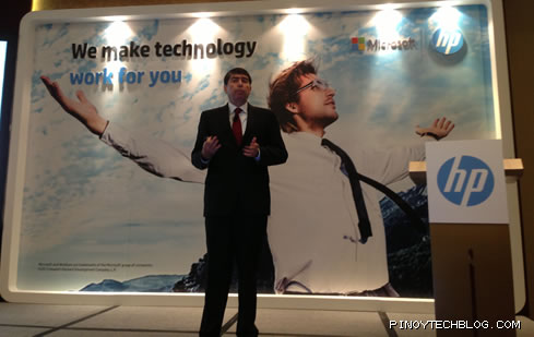 Jesus Varela, Vice President and General Manager, Managed Services, Printing and Personal Systems, APAC and Japan, HP