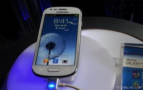 Samsung launches the Galaxy S3 Mini, will be available starting Feb 2