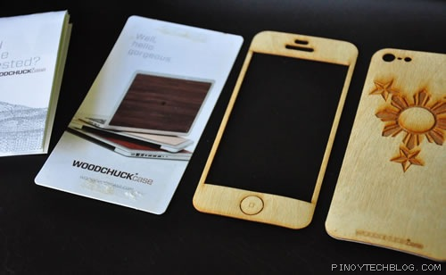 Woodchuck Case iPhone 5 2