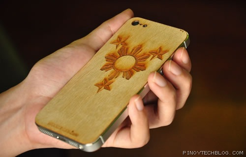 Woodchuck Case iPhone 5 5