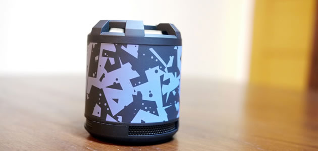 Divoom iTour Rock portable speaker review