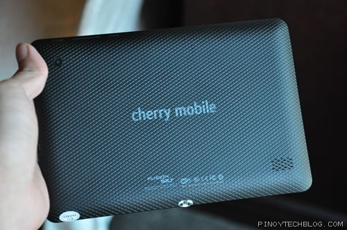 Cherry Mobile Fusion Bolt back