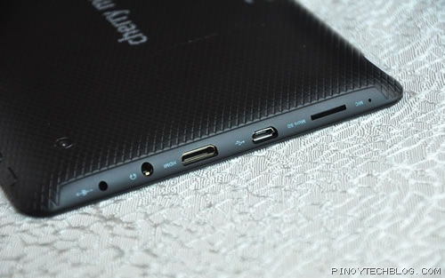 Cherry Mobile Fusion Bolt slots
