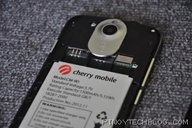 Cherry Mobile Skyfire 8