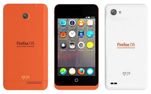 Firefox phone