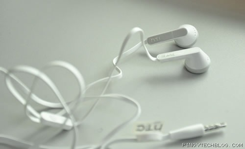 HTC Butterfly Earphones