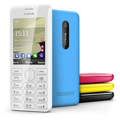 Nokia 206 Dual SIM