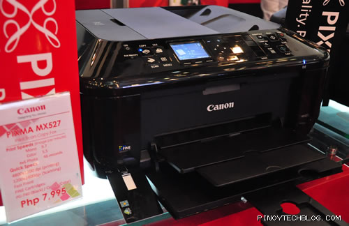 MX 527: Print. Scan. Copy. Fax. WiFi - Php7,995