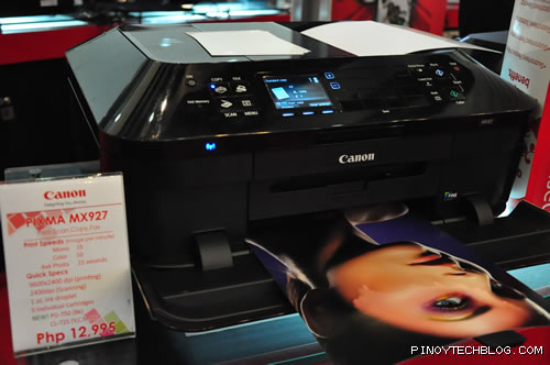 MX 927: Print. Scan. Copy. Fax. wifi - Php12,995
