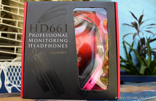 Superlux HD661 1
