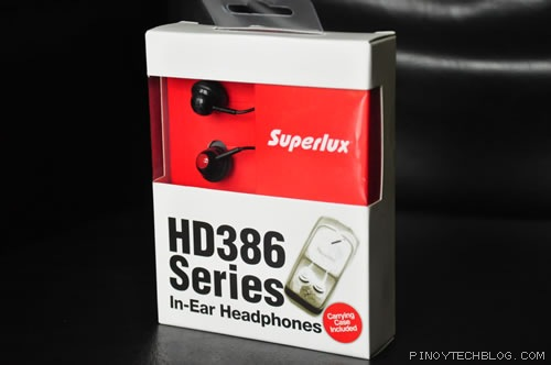 Superlux HD386 1