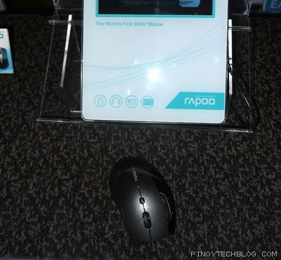 rapoo 5GHz wireless mouse