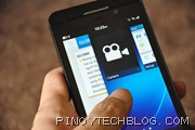 BlackBerry Z10 08