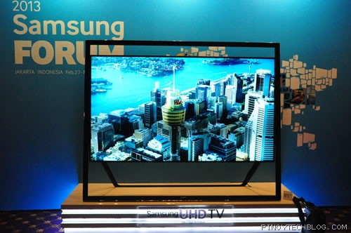 Samsung S9 Series Smart TV