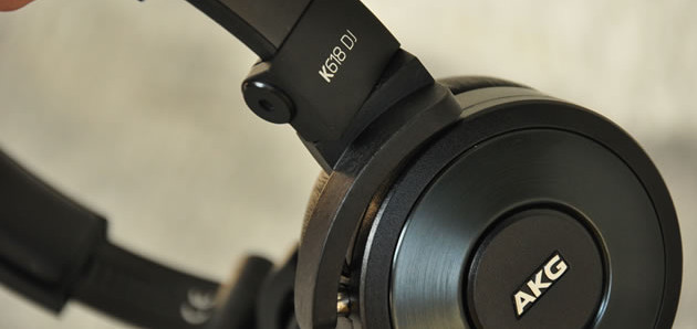 AKG&rsquo;s K618 DJ Headphones Review