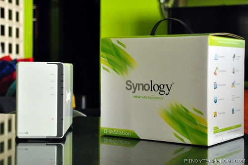 Synology DiskStation DS213 01