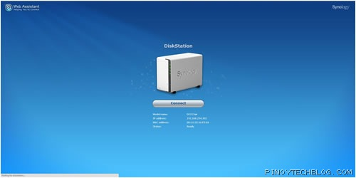 Synology DiskStation DS213 07