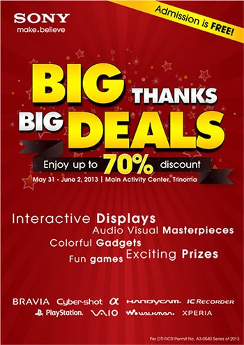 sony-big-thanks-big-deals