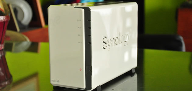 Synology DiskStation DS213air NAS Review