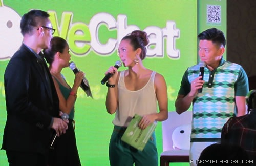 wechat PH launch