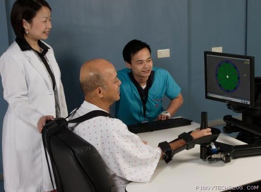 In-Motion-Robotic-Therapy