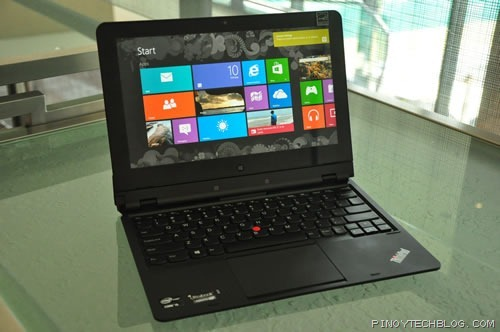 Lenovo ThinkPad Helix laptop