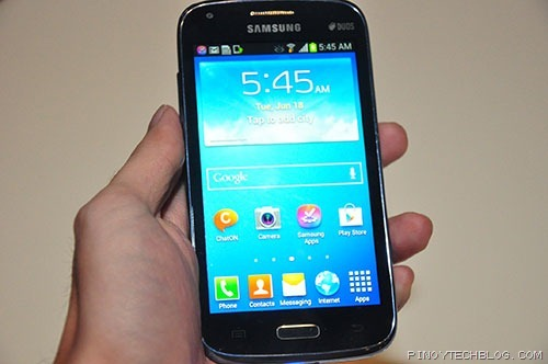 Samsung Galaxy Core 43 Inch Dual SIM Dual Core Android